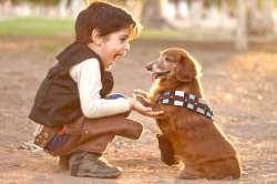 آموزش ارتباط کودکان با حيوانات