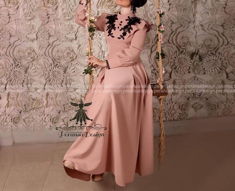 مدل لباس مجلسی بلندعید 99