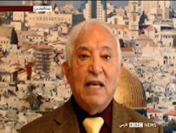 اسرائيل با تف نابود مي شود