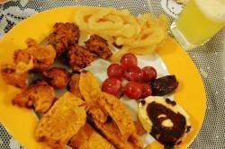 چگونه از افطار یک وعده غذایی کامل بسازیم