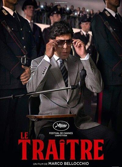 دانلود فیلم خائن دوبله فارسی The Traitor 2019