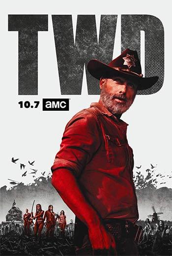 دانلود فصل دهم سریال واکینگ دد The Walking Dead S10 2019