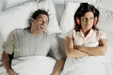 علت خروپف در خواب،خروپف در خواب