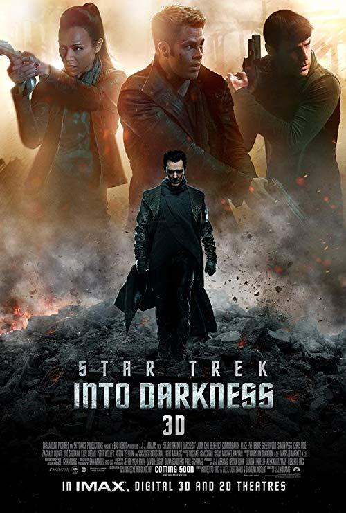 دانلود فیلم Star Trek Into Darkness 2013 پیشتازان فضا به سوی تاریکی با زیرنویس فارسی