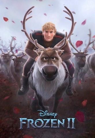 دانلود دوبله فارسی انیمیشن Frozen II 2019