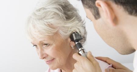 درمان کم شنوایی،کاهش شنوایی