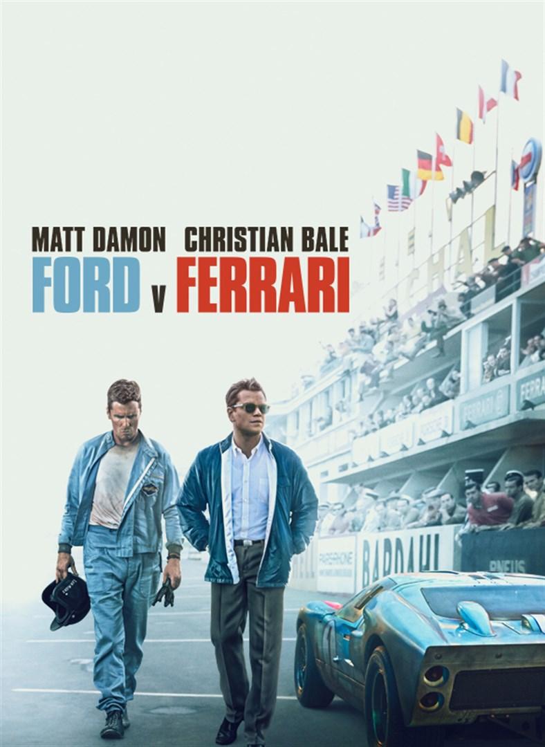فیلم Ford v Ferrari دوبله بدون سانسور