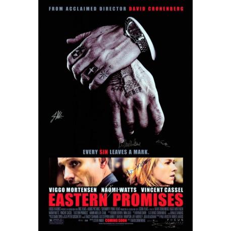 دانلود فیلم Eastern Promises 2007