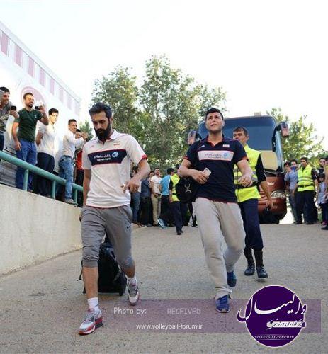 سعیدمعروف و مهدی مهدوی