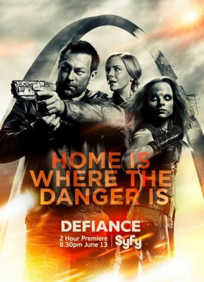 دانلود سریال Defiance فصل ۳ قسمت ۳