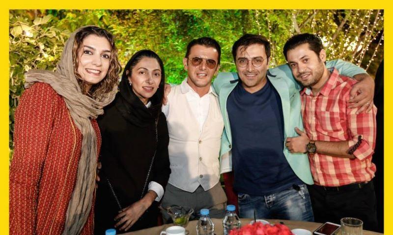 دانلود فیلم مراسم افطار پانزدهمین جشن حافظ 94