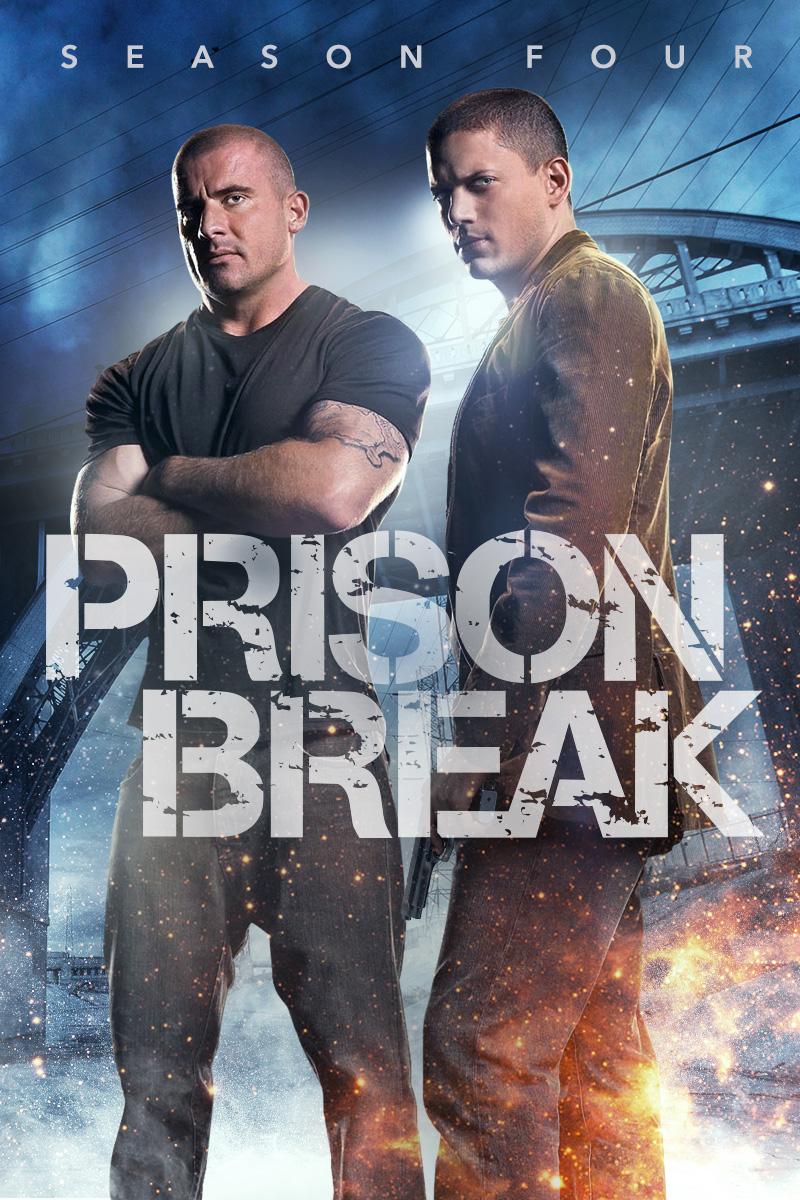 سریال Prison Break دوبله بدون سانسور