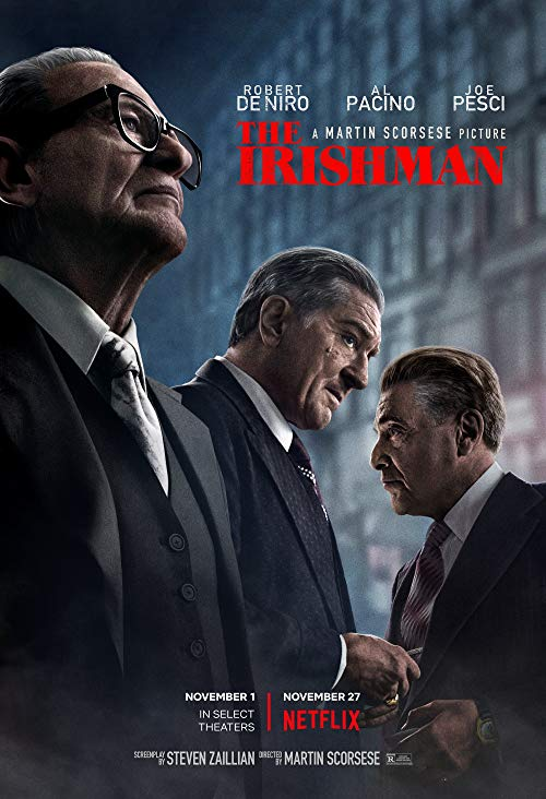 فیلم The Irishman 2019