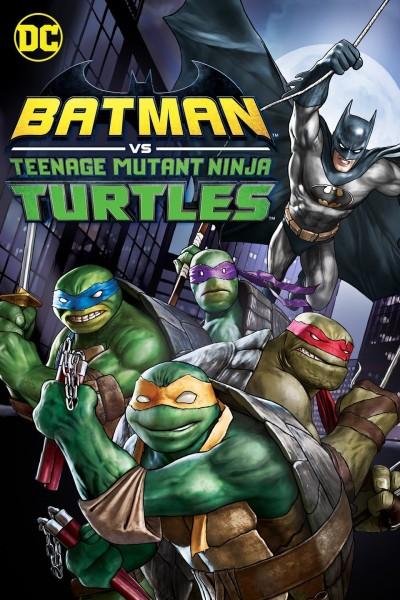 Batman vs Teenage Mutant Ninja Turtles 2019