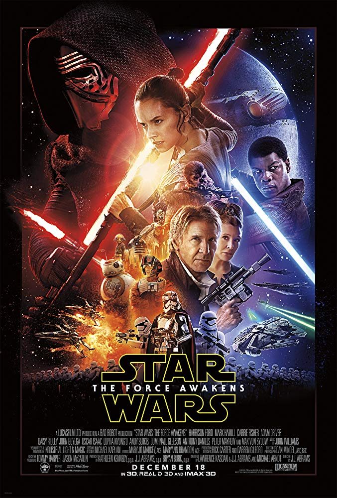 Star Wars: Episode VII – The Force Awakens 2015