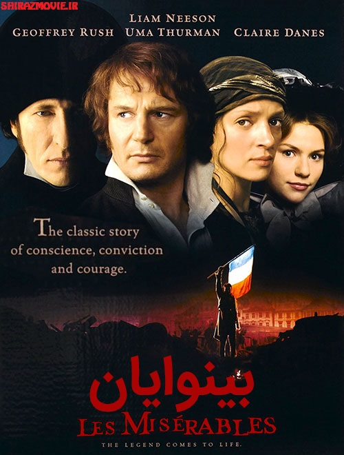دانلود فیلم Les Miserables 2012 زیرنویس فارسی