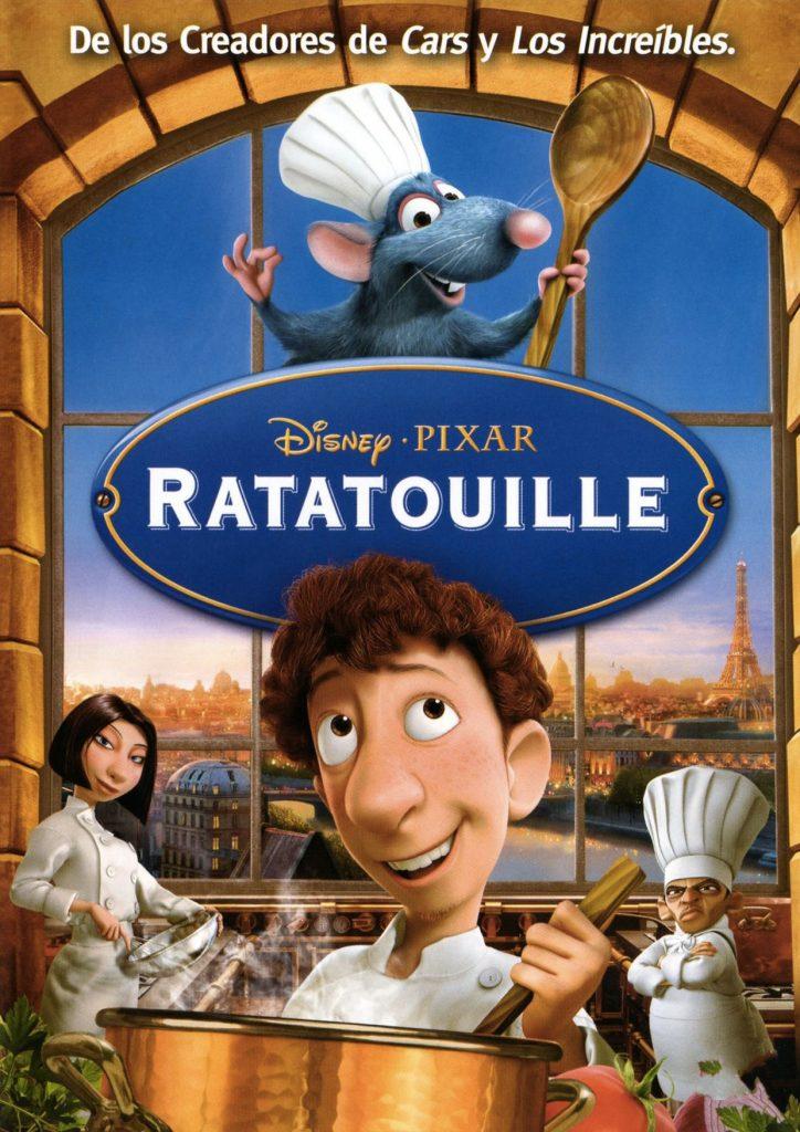 انیمیشن Ratatouille 2007