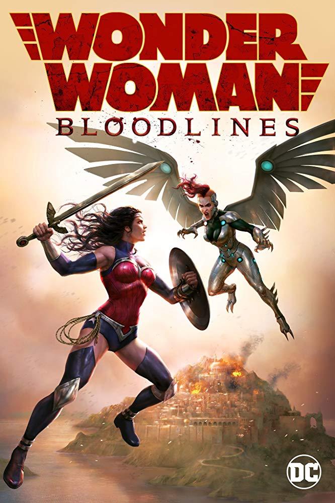 Wonder Woman: Bloodlines 2019