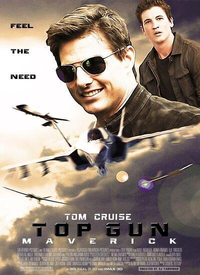 دانلود فیلم Top Gun: Maverick 2020 با لینک مستقیم