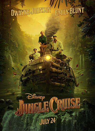 دانلود فیلم Jungle Cruise 2020 با لینک مستقیم