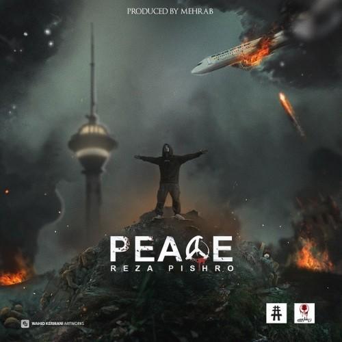 رضا پیشرو_صلح