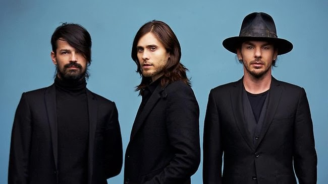 متن و ترجمه Hurricane از Thirty Seconds To Mars