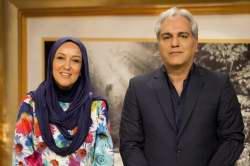 عکس دونفره پانته آ بهرام و مهران مديري