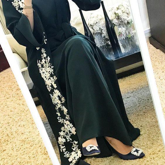 مدل مانتوی بلند عید ۹۹