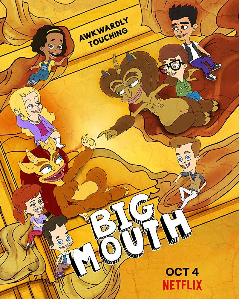 دانلود سریال Big Mouth