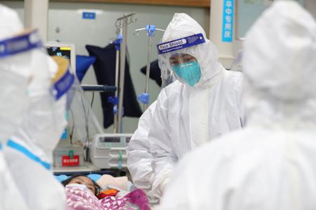ویروس کرونا در بدن ، درمان ویروس کرونا
