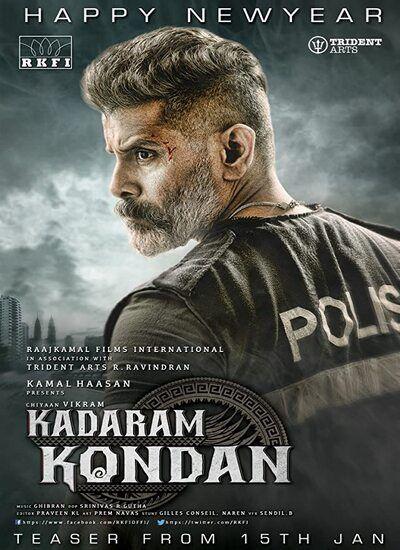 دانلود فیلم Kadaram Kondan 2019 دوبله فارسی