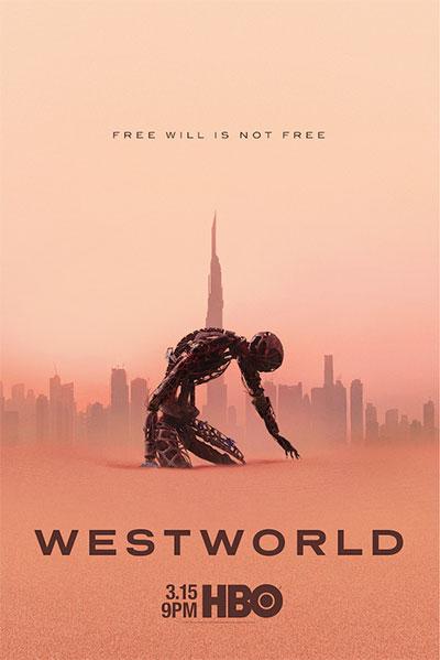 دانلود زیرنویس فارسی سریال Westworld