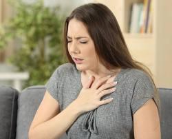 تنگي نفس را در خانه درمان کنيد