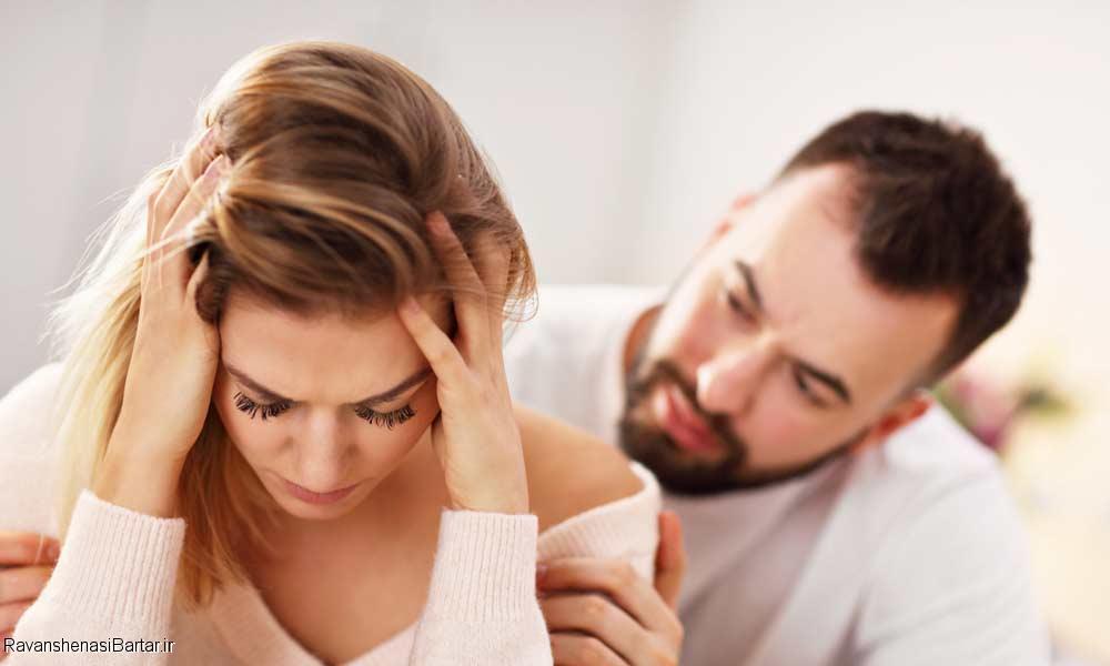 چرا در رابطه جنسی موفق نیستیم ؟