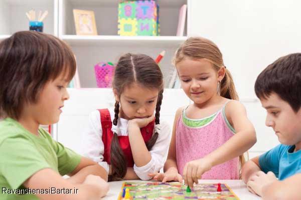 راهنمای بازی با کودک