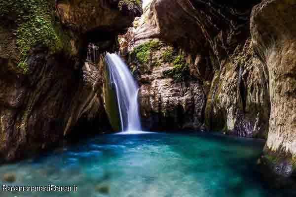 گردشگری یاسوج سرزمین آبشارهای شگفت انگیز