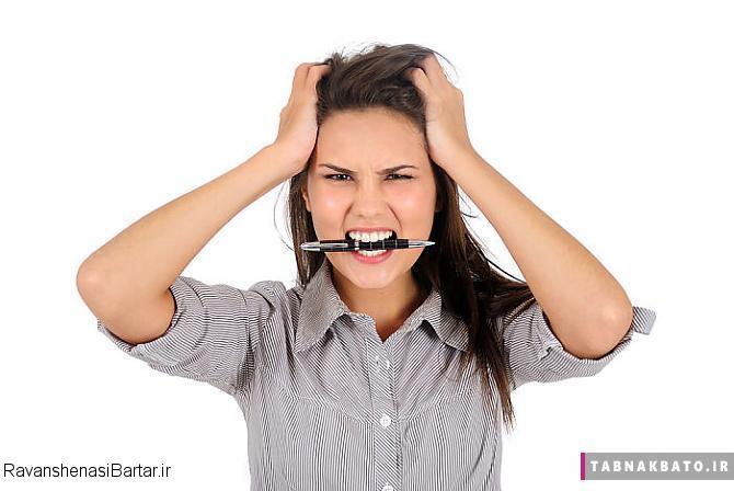 عوامل ایجاد خشم و عصبانیت
