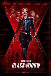 دانلود فیلم سینمایی بیوه سیاه - 2020 - Black Widow