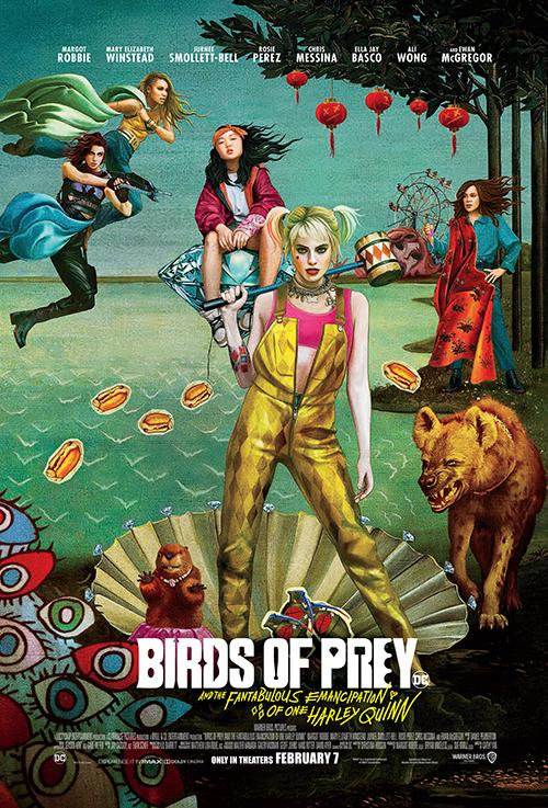 Birds of Prey 2020