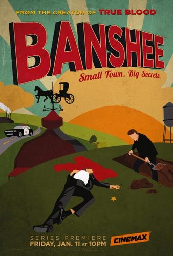 دانلود سریال  Banshee