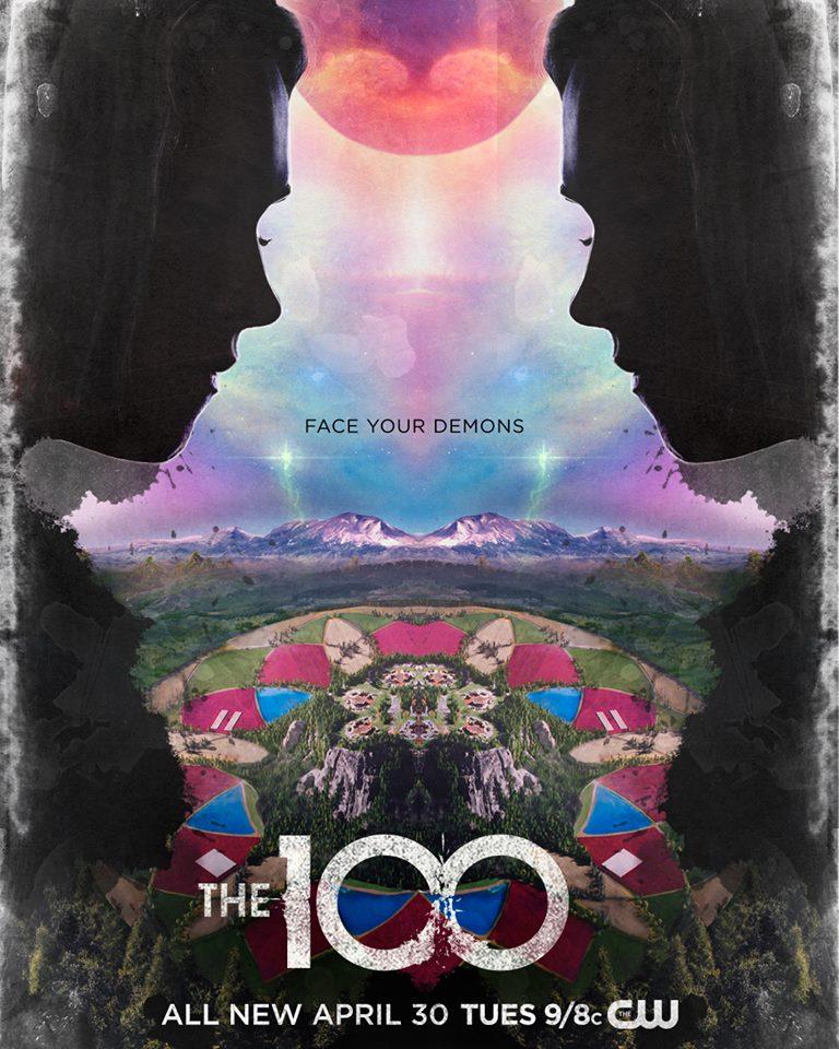 دانلود سریال  The 100