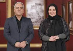 گفتگوي جالب ريما رامين فر با مهران مديري حتما ببينيد