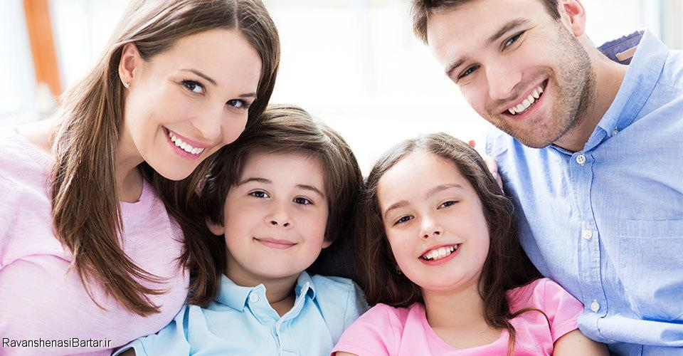 مقاله شیوه  فرزند پروری در زنان شاغل و خانه دار