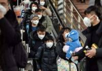 45 نفر ديگر در کشور چين به ويروس کرونا مبتلا شده اند