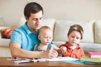 چقدر به کودک و همسرمان محبت کنيم؟