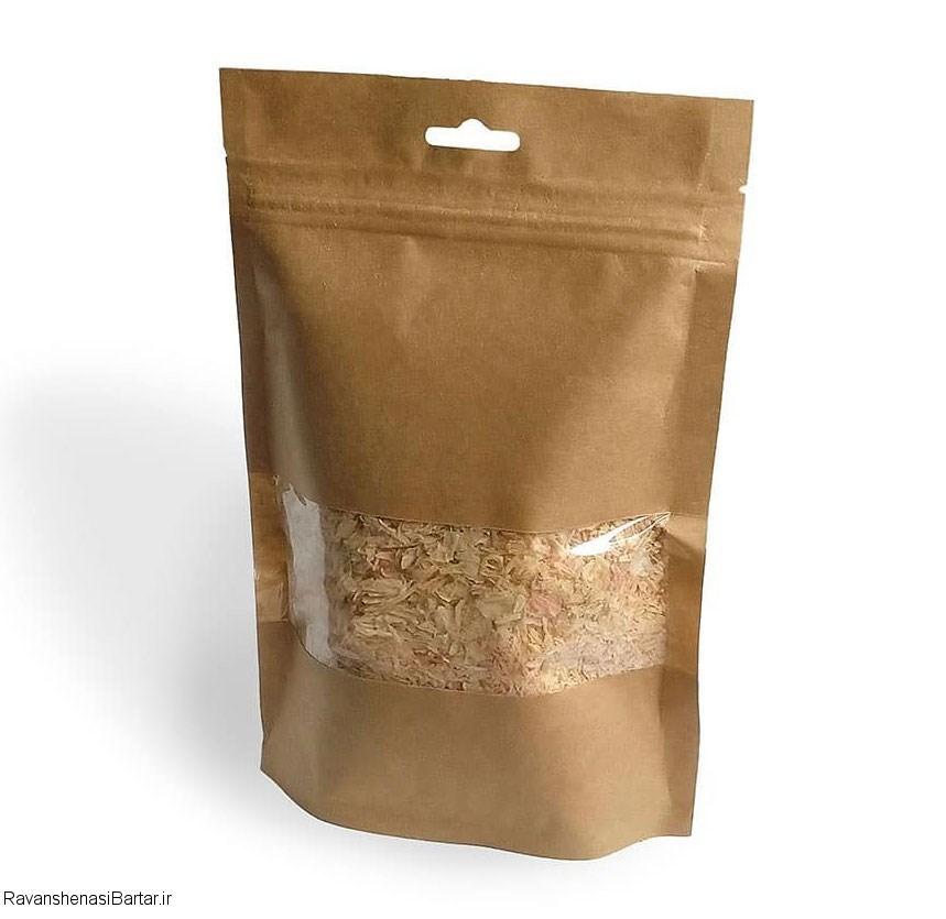 محصول غذایی پیاز خلالی خشک شده سلامت درنیکا