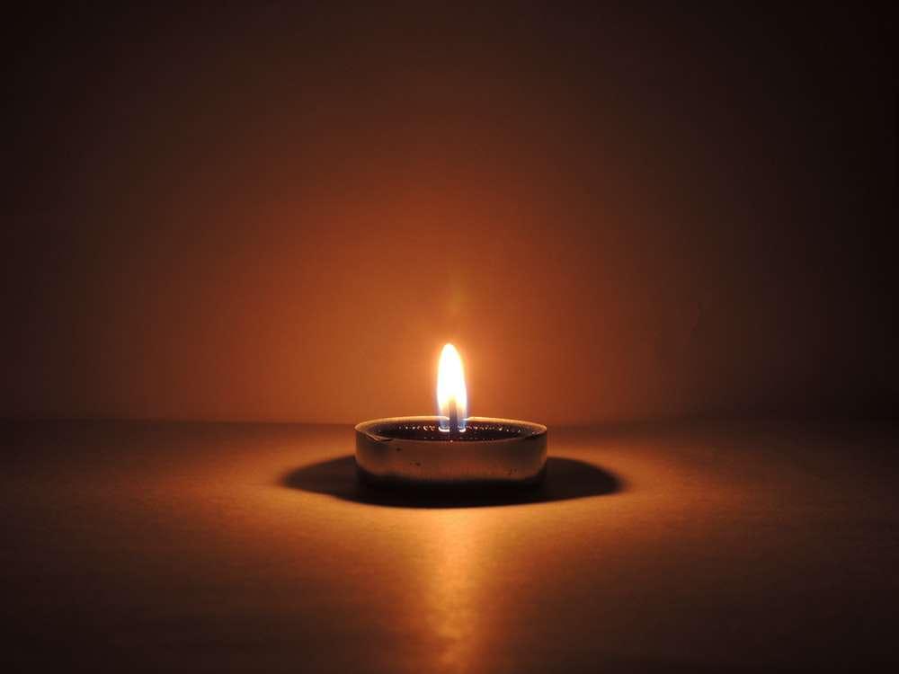گالری عکس شمع