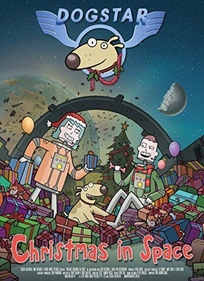 دانلود انیمیشن داگ استار: کریسمس در فضا دوبله فارسی Dogstar 2016