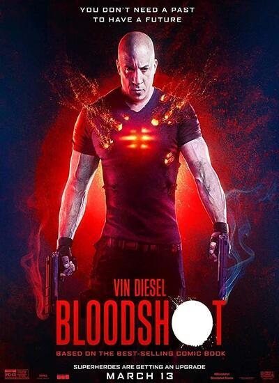دانلود فیلم بلادشات دوبله فارسی 2020 Bloodshot