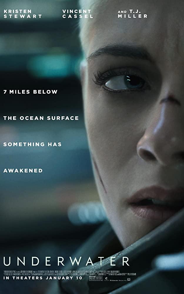 دانلود زیرنویس فارسی فیلم Underwater 2020